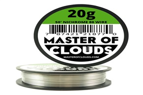 Master Of Clouds Nichrome 80 Teller
